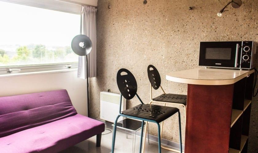 Studio en duplex à Talence N°2337
